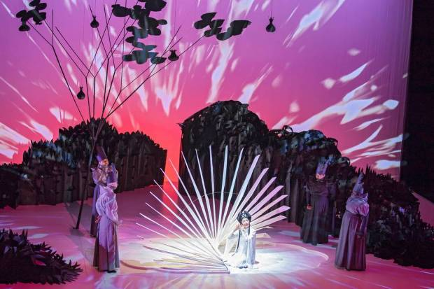 Spoleto Festival USA 2015 Paradise Interrupted Opera Review by Charleston, SC writer Matt Dobie